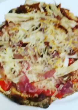 Masa pizza fit sin gluten