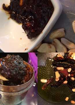 Salsa agridulce de cacahuate