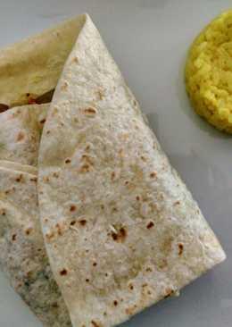 Dürüm Maya de chile con carne