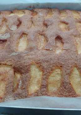 Torta de manzana 1, 2, 3