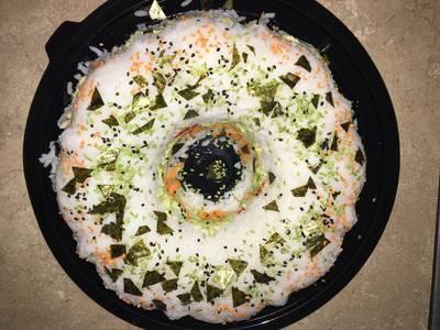 Rosca de Sushi