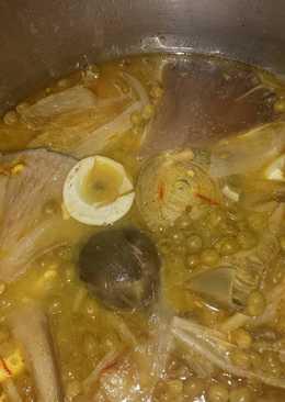 Alcachofas estofadas