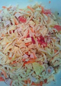 Ensalada /Sobras de pasta
