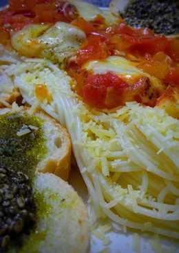 Espaguettis de Mami Canda!