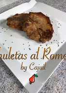 Chuletas al Romero