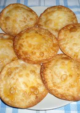 Empanadillas de queso fresco
