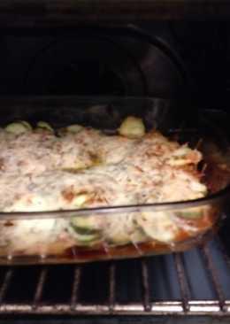Calabacines al horno