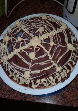 Torta trufa de chocolate