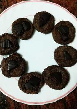 Galletas chocolate healthy