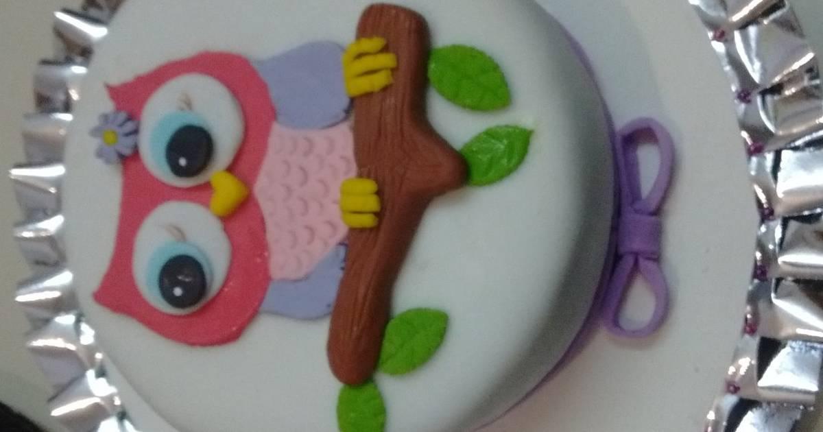 Decoraciones de tortas 205 recetas caseras cookpad for Decoracion de tortas caseras