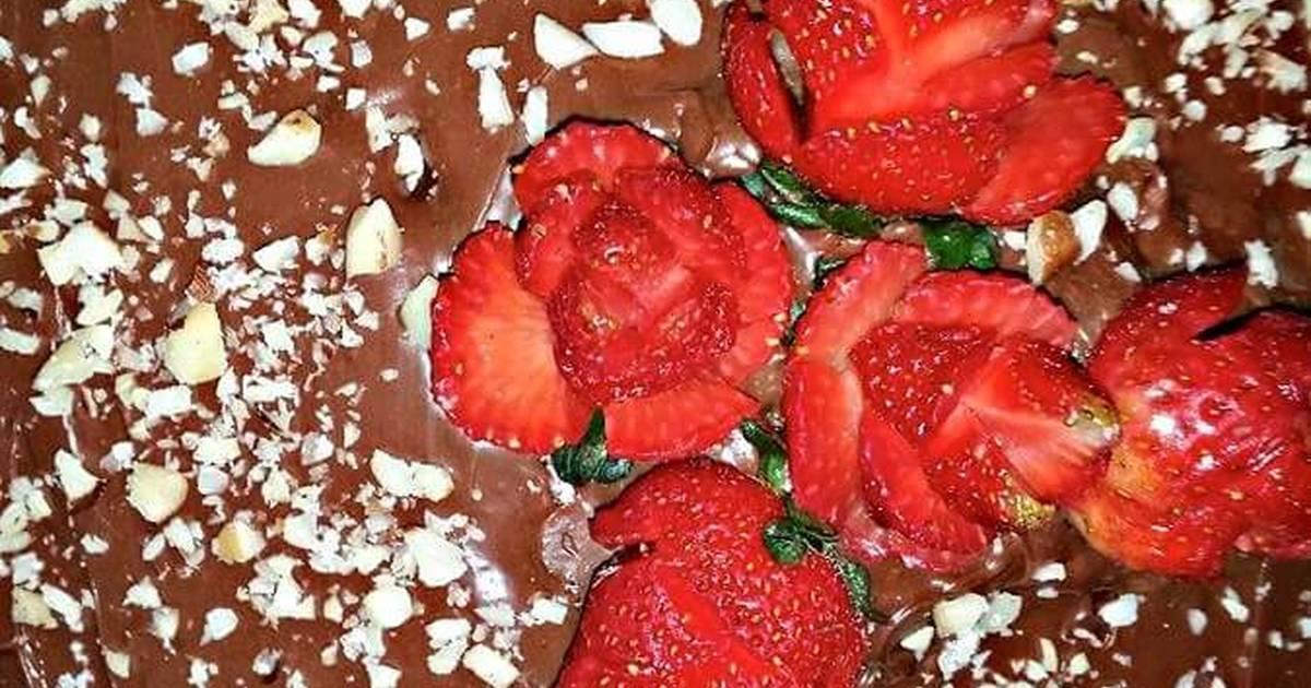 Decoraciones de tortas 179 recetas caseras cookpad for Decoracion de tortas caseras