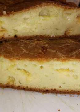 torta con queso