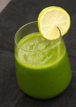 Batido detox verde