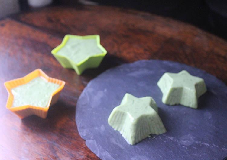 Estrellas de pepino con queso
