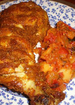 Cuartos traseros de pollo 37 recetas caseras cookpad for Cuartos traseros de pollo