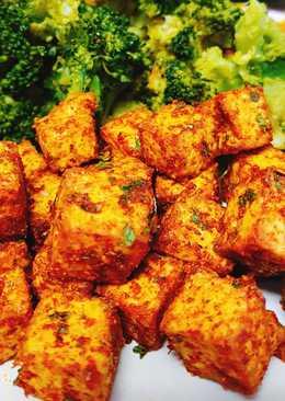 Tofu Frito Especiado