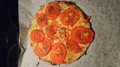 Pizza rápida con fajita