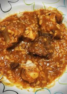 Xtobal cookpad - Arroz caldoso con costillas y alcachofas ...