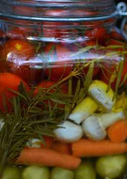 Conserva de vegetales