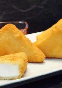 Aperitivo de queso fresco