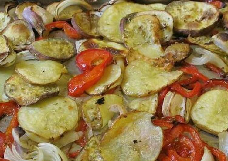 Verduras al horno receta de la cocina de dosms dosjs - Verduras rellenas al horno ...
