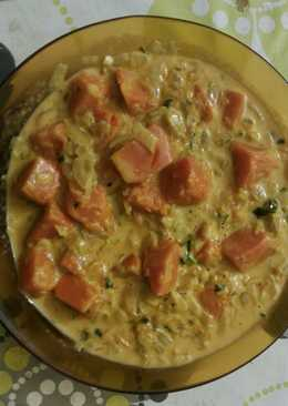 Curry de Calabaza