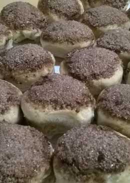 Tortitas negras vegan!