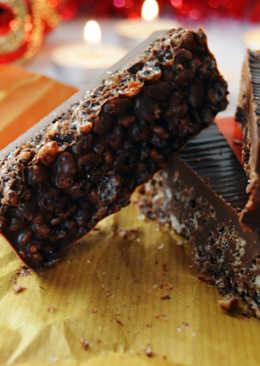 Turrón de chocolate (tipo Suchard)