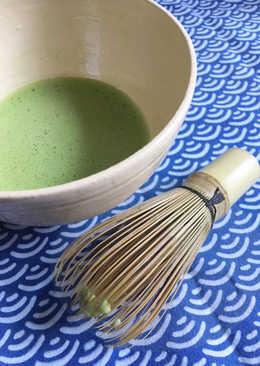 Cómo se prepara el té Matcha tradicional (hay video)
