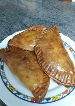 Empanadillas de bonito al horno