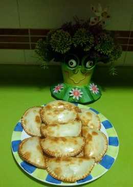 Empanadillas de bechamel y jamón con thermomix