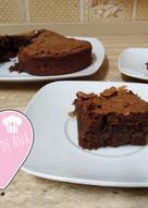 Brownie americano, receta original, el auténtico ¡Qué deliciaaa!
