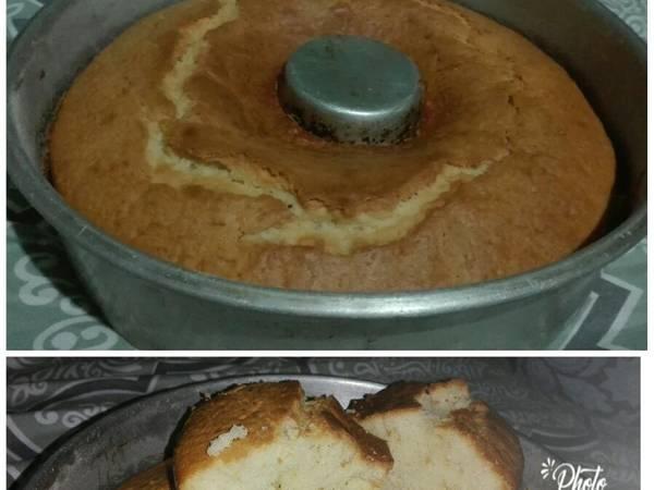 Bizcochuelo fácil -torta de un sólo huevo-