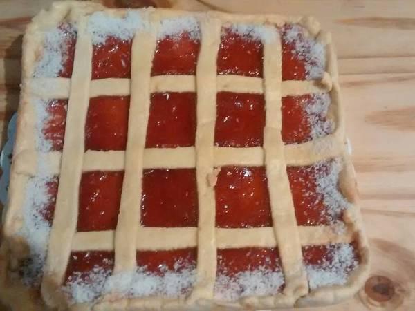 Pasta frola fácil