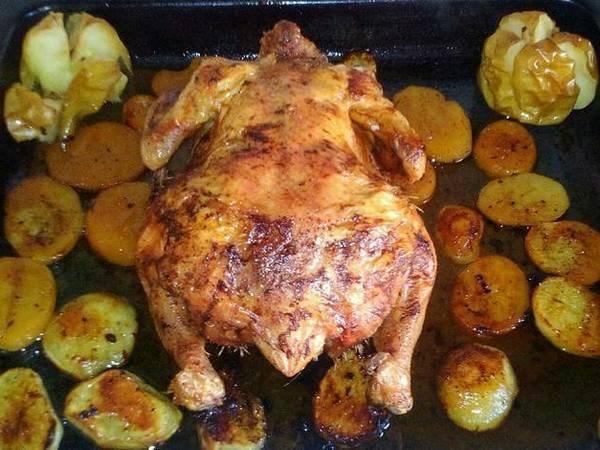 Pollo asado 🐔