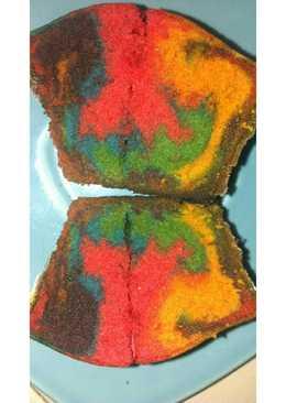 Cupcake Arcoíris
