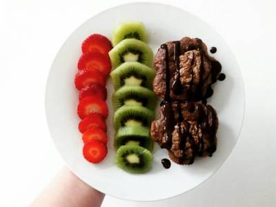 Muffins de avena saludables