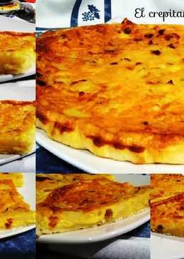 Tartaleta de tortilla española