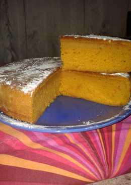 Torta de zanahoria (Carrot Cake)