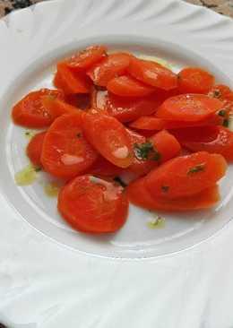 Zanahoria de contorno