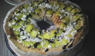 Rosca de reyes o pascuas (húmeda y sabrosa)