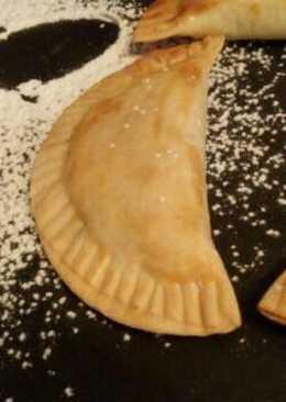 Empanadillas de dulce de leche RQA