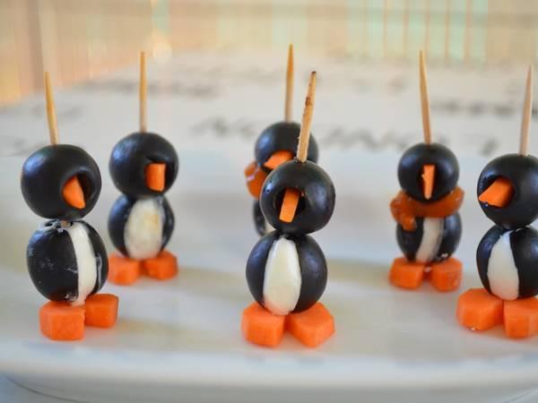 Pingüinos de aperitivo!!