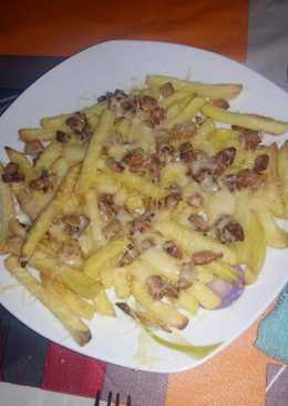 Patatas cheese & bacon