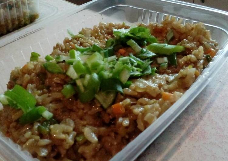 Salteado de arroz oriental receta de xtremefoodtandil - Salteado de arroz ...