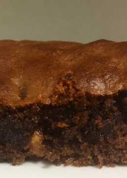Brownie de Nutella y Nueces