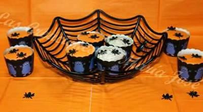 Cupcakes de Halowen Sin