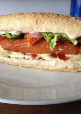 Salchichas veganas