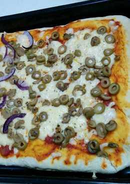 Pizza para fanáticos🍕