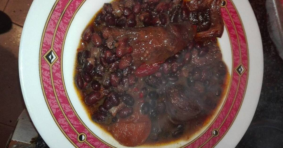 Oreja de cerdo y chorizo 66 recetas caseras cookpad for Cocinar oreja de cerdo